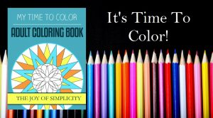 It's Time To Color