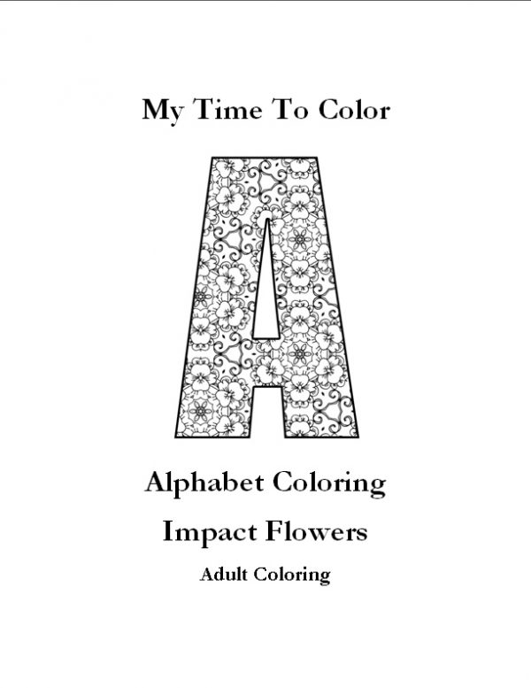 alphabet-coloring-pages-impact-flowers