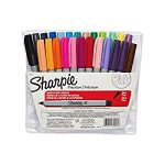 sharpie set 24 ultra fine markers