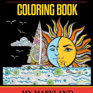 Maryland Coloring Book