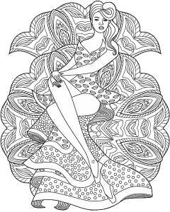 Printable Coloring Image #00153
