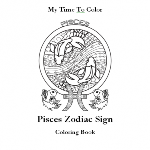 pisces coloring book pdf