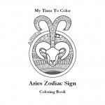 aries coloring book pdf
