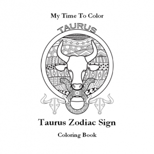 taurus coloring book pdf
